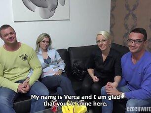 Czech Wifey Exchange 7 - verifiable vid